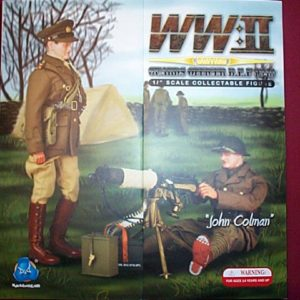 1/6 WWII Allied Figures